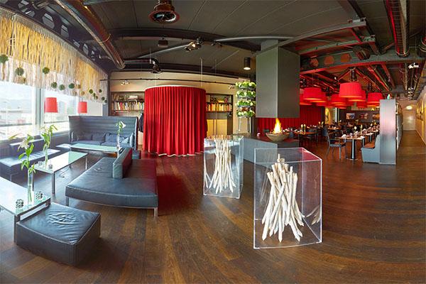 Restaurant Blinker, Cham