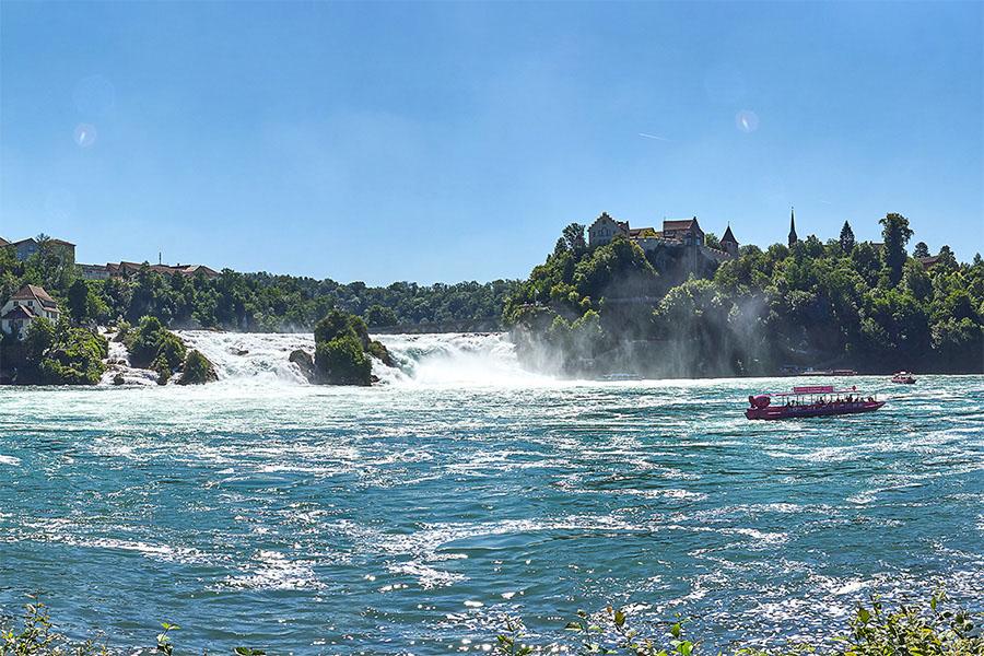 Rheinfall, Neuhausen / Rhine Falls, Switzerland