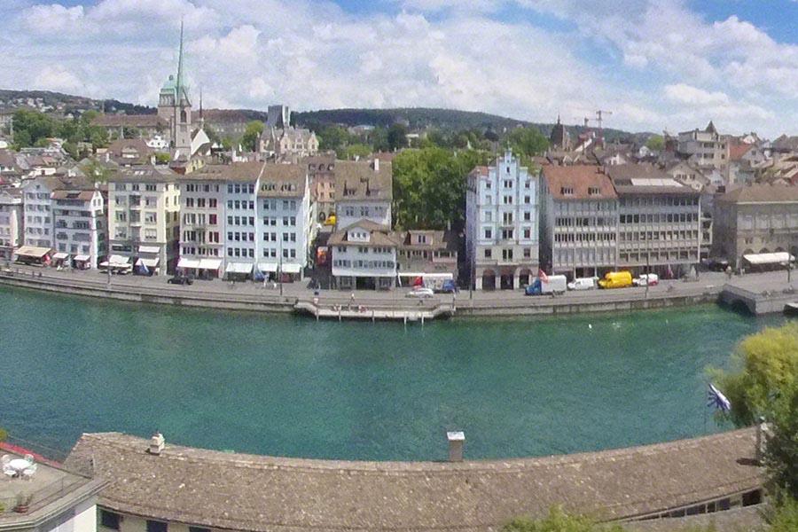 Lindenhof in Zürich